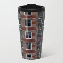 Manhattan Windows - Legos Travel Mug