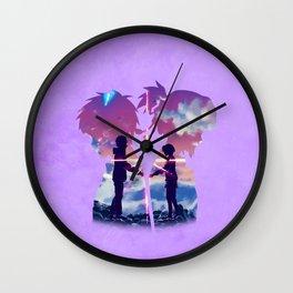 Kimi no na Wa (Your Name) Wall Clock