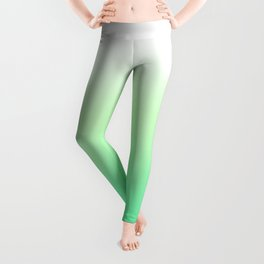 Mint Gradient Leggings