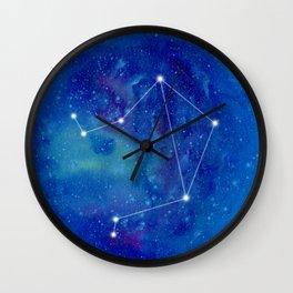 Constellation Libra Wall Clock