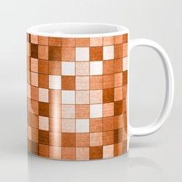 COPPER CUBES Coffee Mug