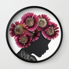 Inner Talk Wall Clock