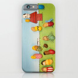 Real Peanuts iPhone Case