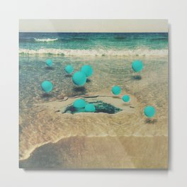 sea berries Metal Print