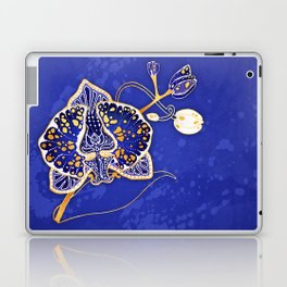 Egyptian Blue :: Orchid Laptop & iPad Skin