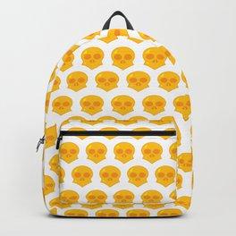 Little Golden Skulls Backpack