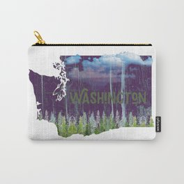Washington - Evergreen State Carry-All Pouch