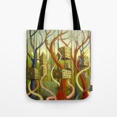 High-Rise Wilderness II Tote Bag