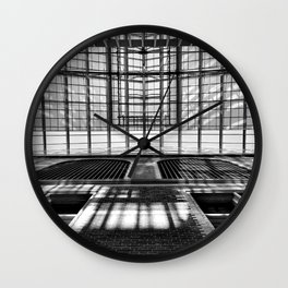 Snap the City Rijksmuseum roof Wall Clock
