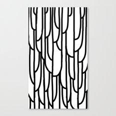 Raw Pattern Series: n. 5 Canvas Print