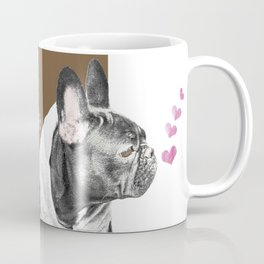 Frenchie friend Coffee Mug
