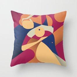 Dreamroine Throw Pillow