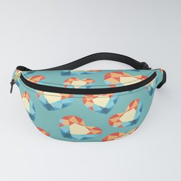 allotropes of carbon II Fanny Pack