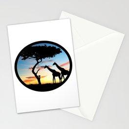 SABANA AFRICANA Stationery Cards