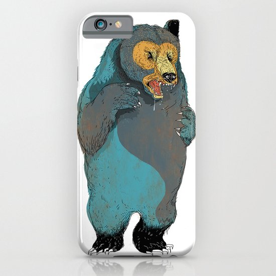 Mr.Grizzly iPhone & iPod Case
