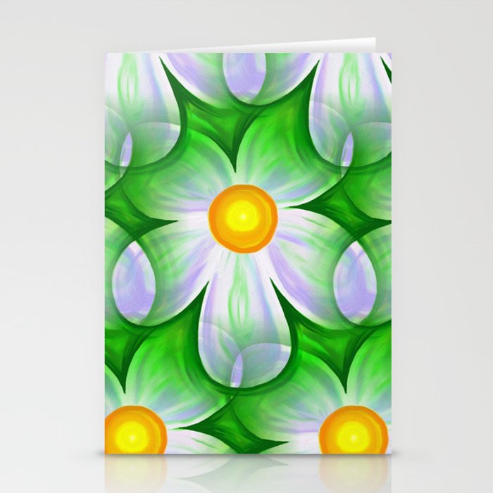 Seamless Repeating Tiling Stationery Cards