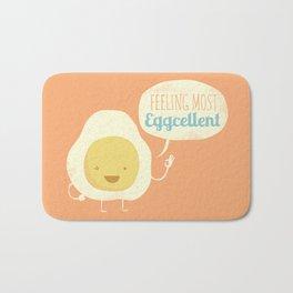 Most Eggcellent Bath Mat