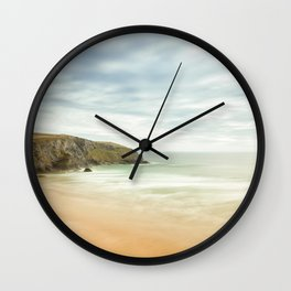 Time Painting Wall Clock