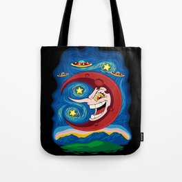 Hilda Berg - Starry Night Tote Bag