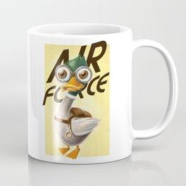 Corporal Duck Coffee Mug
