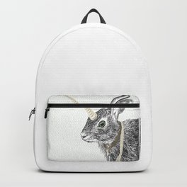 uni-hare All animals are magical Backpack