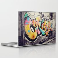 melbourne Laptop & iPad Skins featuring Melbourne Talent by Thalia May