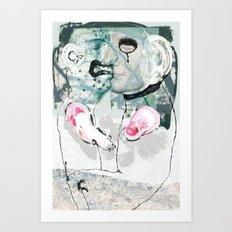 vitriol 6 Art Print