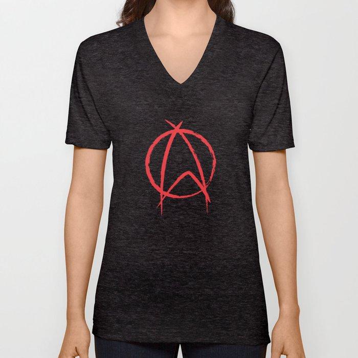 Federation Anarchy Unisex V-Neck