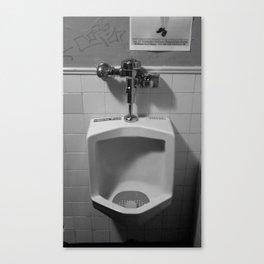 Flush  Canvas Print