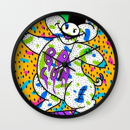 ENJOY BACON. Wall Clock