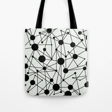 We're All Connected Tote Bag