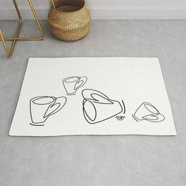 Cuppa Candor [Ivory] Rug