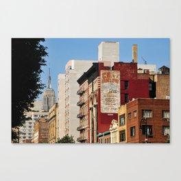 NYC Views Canvas Print