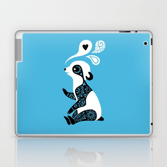 Panda 3 Laptop & iPad Skin