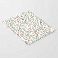 Deco Daisies Notebook