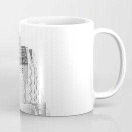 New Yorker Sign - NYC Black and White Coffee Mug