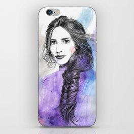 Lizzie II iPhone Skin