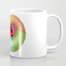 The Philosopher's Shell Coffee Mug