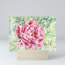 Peonie Mini Art Print