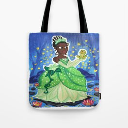 My Dream Wouldn't Be Complete, Without You In It. Tote Bag