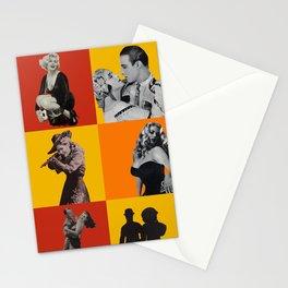 9 DIVAS Stationery Cards