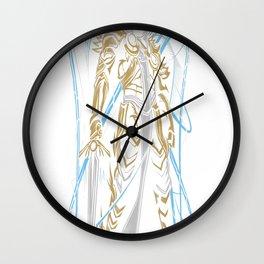 I-am-Justice Wall Clock