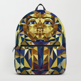 Golden Tutankhamun - Pharaoh's Mask Backpack