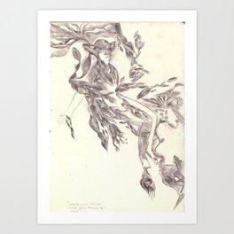 Phosphorescence  Art Print