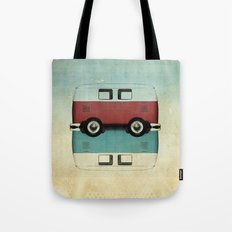 Kombi all backs Tote Bag