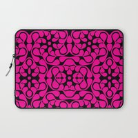 calavera Laptop Sleeves featuring Calavera by jikama azpeitia
