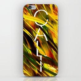 CAMO CALI iPhone Skin