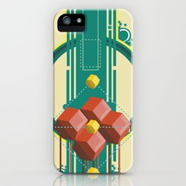 NP 002 iPhone Case