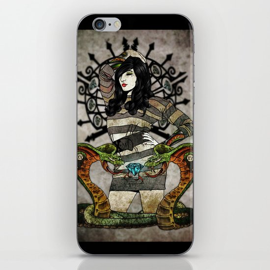 Cobra Carbon iPhone & iPod Skin