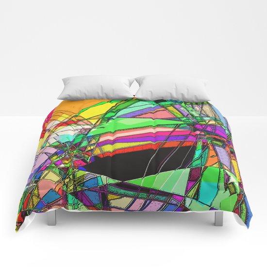 Hoist The Colours Comforters